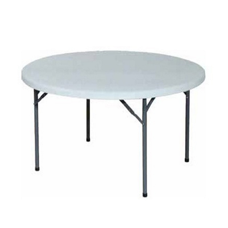 Table polypropylene ronde d152