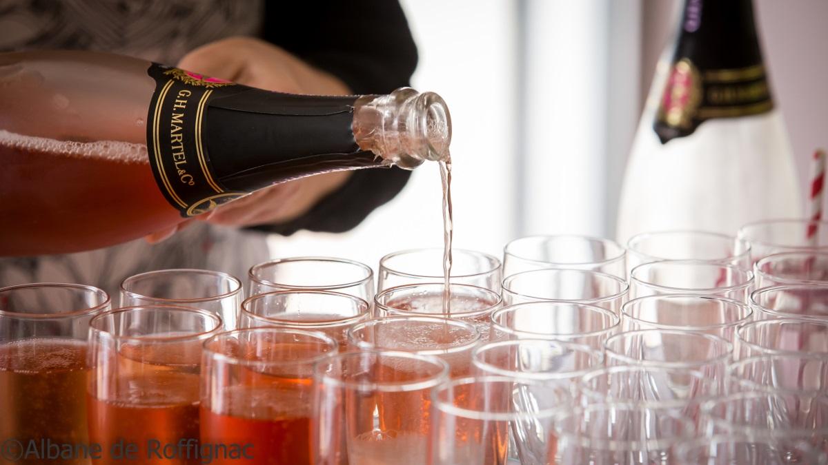Cocktails - Apéritifs - Vins d'honneur