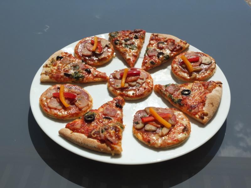 Assiette plate presentation6