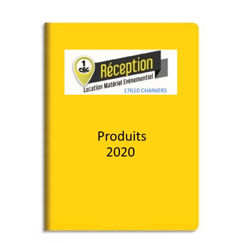 Catalogue jaune 1 clic 2020