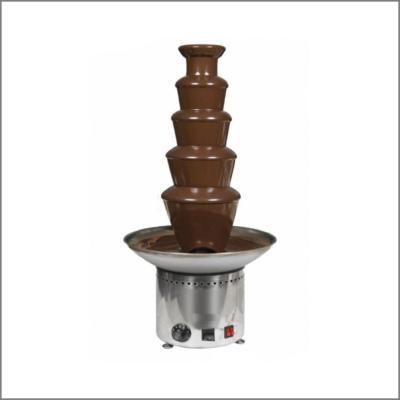 Fontaine à chocolat 5 cascades