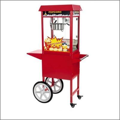 Machine pop corn et chariot