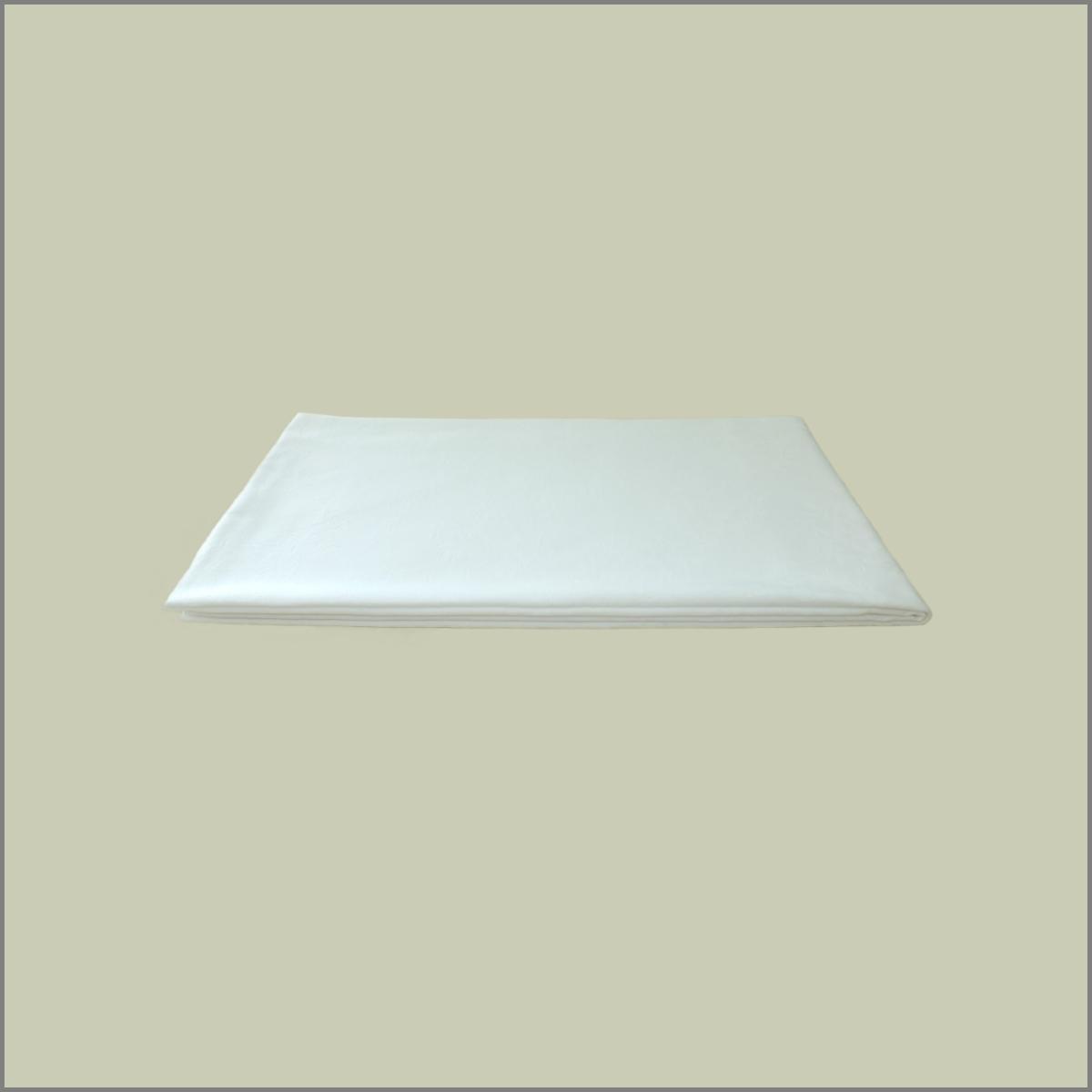 Nappe blanche pour table d152