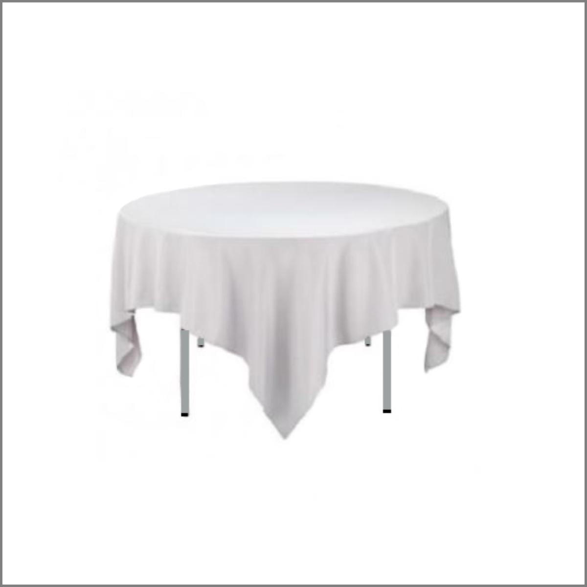 Nappe table ronde tissu 1