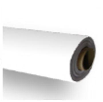 Vente rouleau nappe intissée 1,20m x 25m blanche
