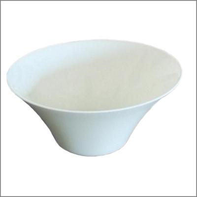 Saladier conique blanc d24 1 8l zenix