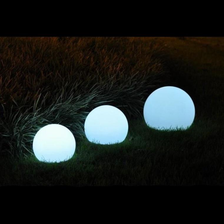 Sphères LED 40cm