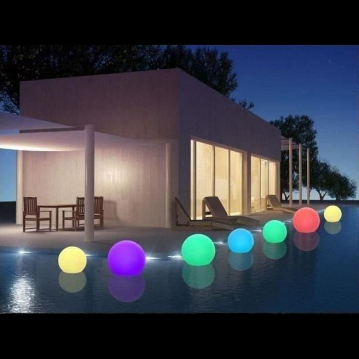 Spheres led 40cm 4