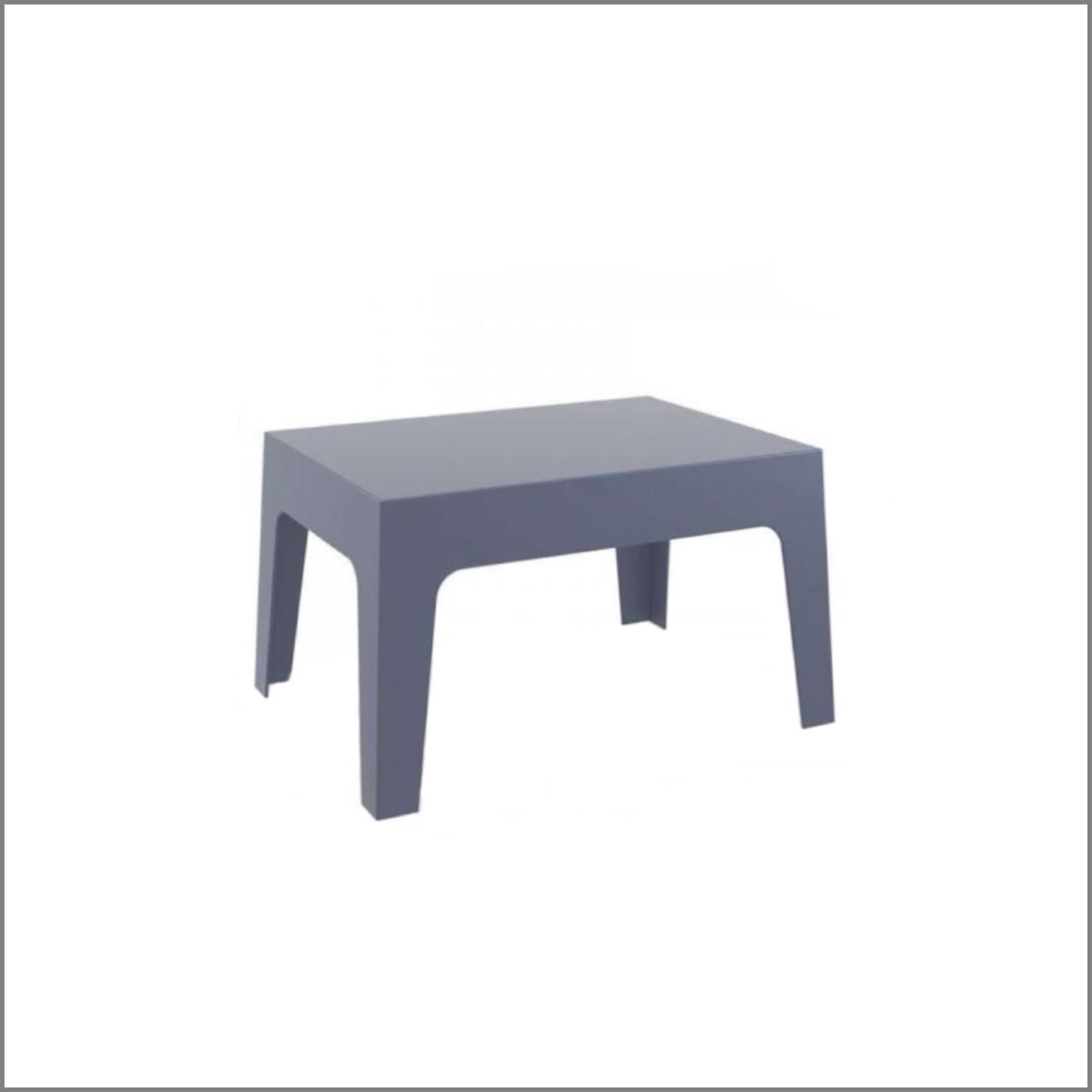 Table lounge anthracite