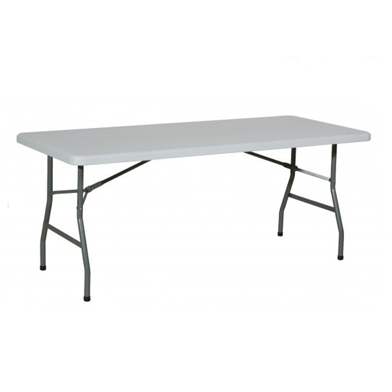 Table polypropylene 183x76