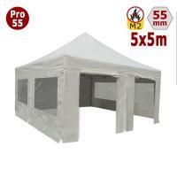 Tente 5x5 4 cotes