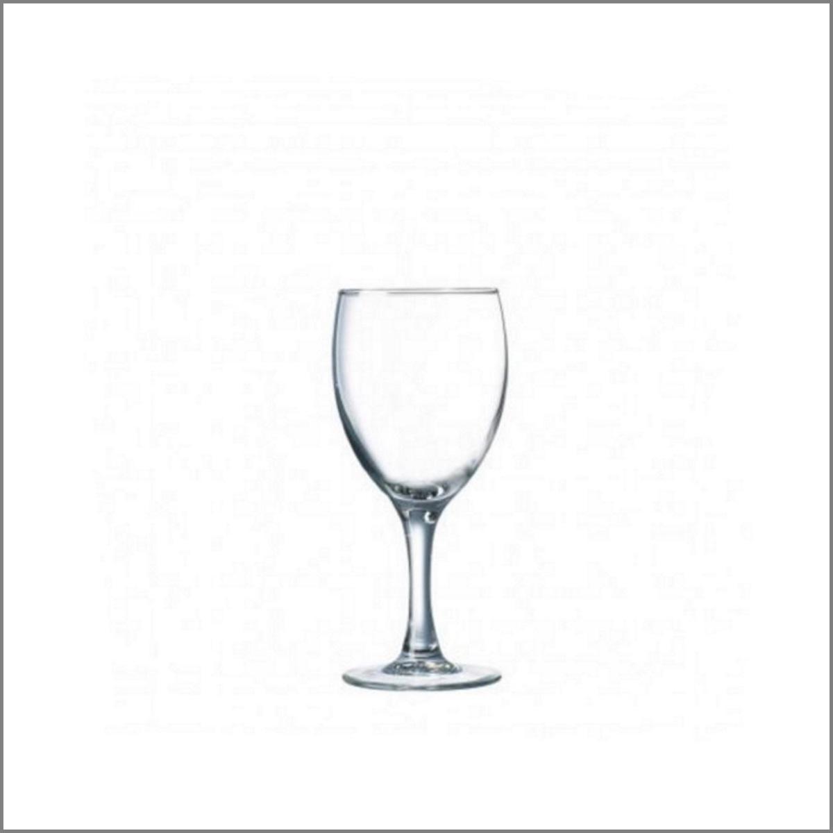 Verre vin elegance 19 cl 1